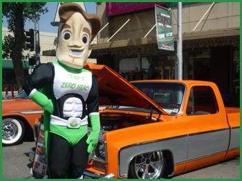 Downtown Car Show, Visalia
