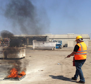 2015 Safety First - Fire Extinguisher Training
