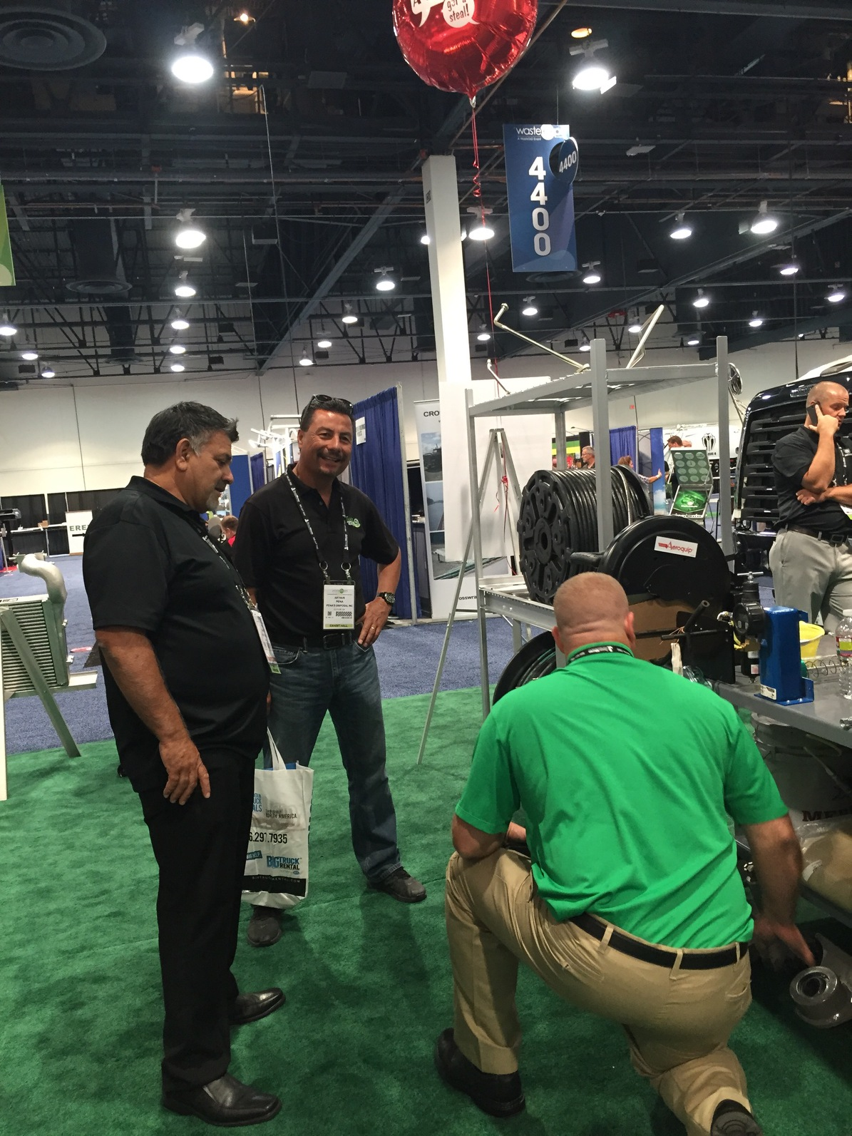 2015 WasteExpo Conference