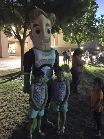 Dinuba Summer Night Lights 2015