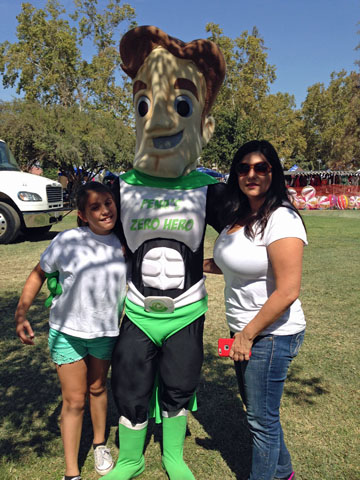 Dinuba Raisin Day 2015