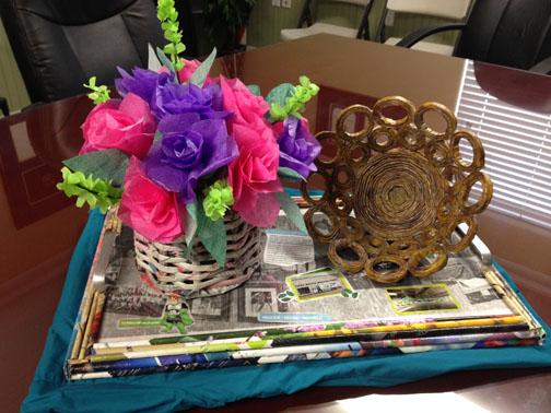 Peña's Disposal Recycling Treasures 2014