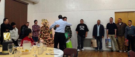 Peña's Disposal Annual Christmas Party - 2015