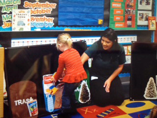 A. L. Conner Preschool Recycling Presentation