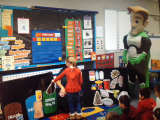 A. L. Conner Preschool Recycling Presentation