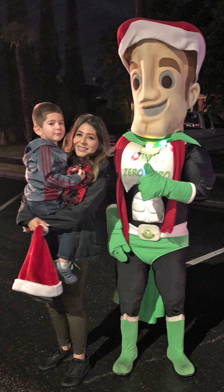 Dinuba Christmas Parade December 2019