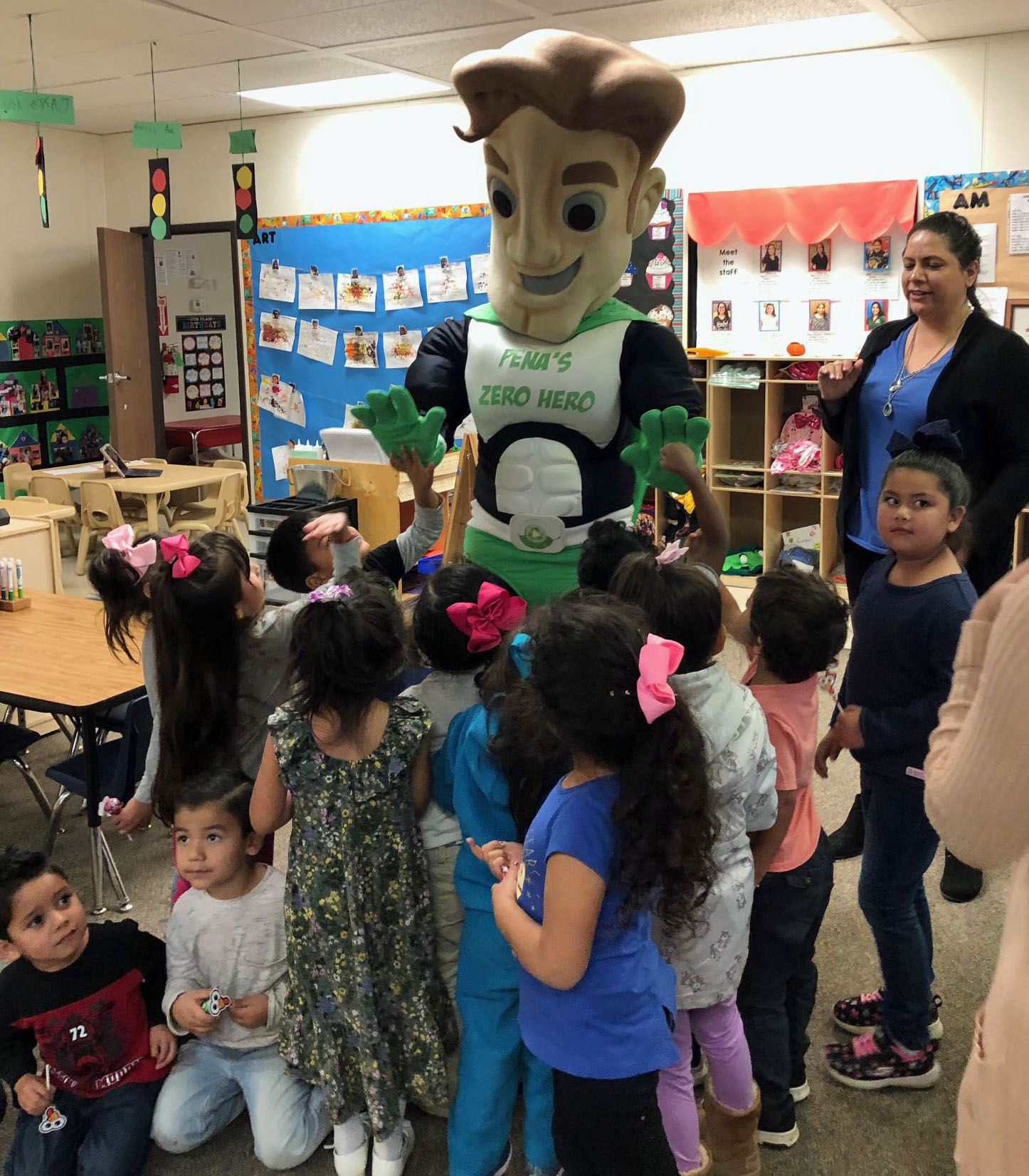 Jefferson Preschool Recycling Presentation November 2019