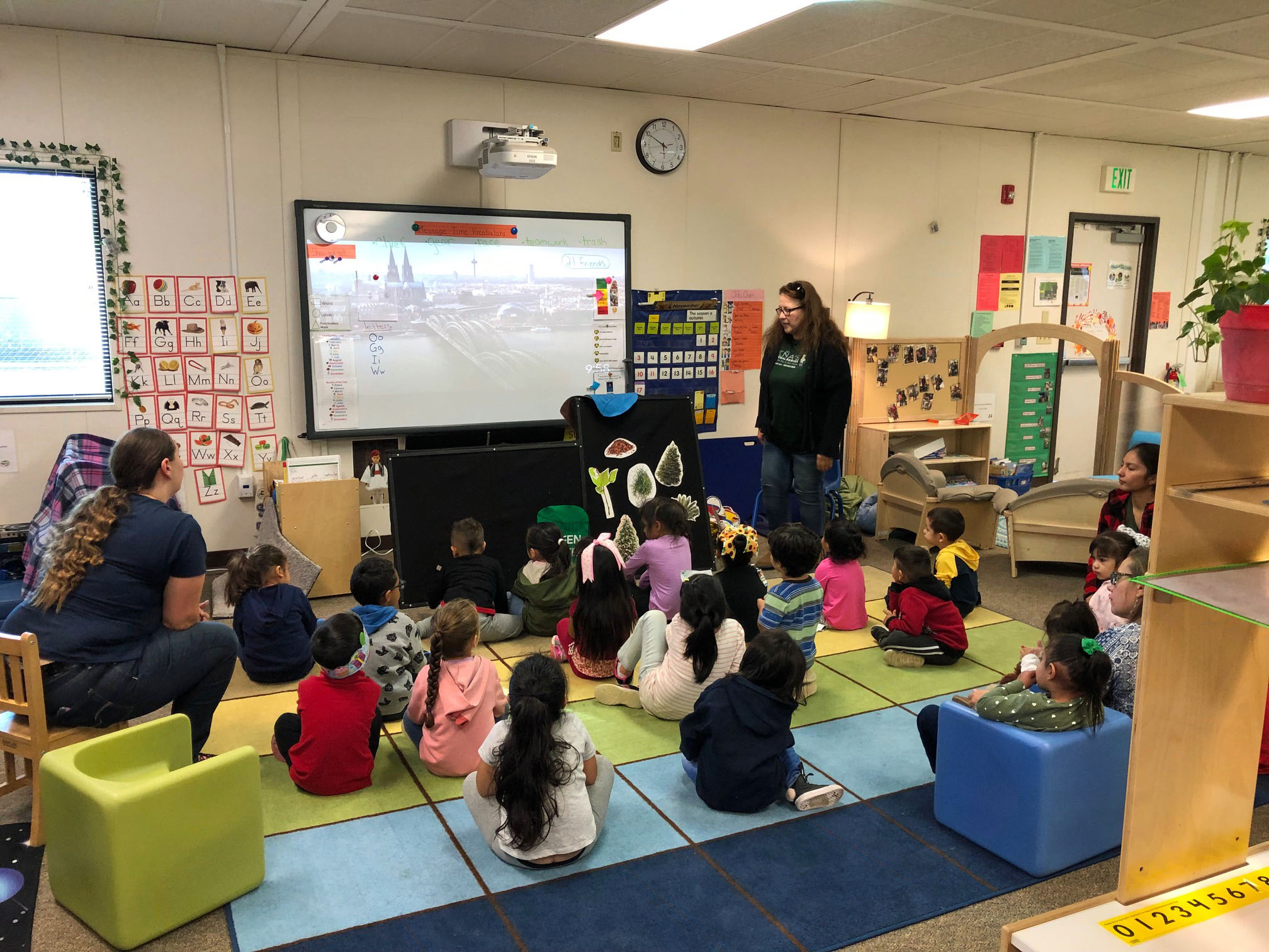 Mc Cord Preschool Recycling Presentation November 2019